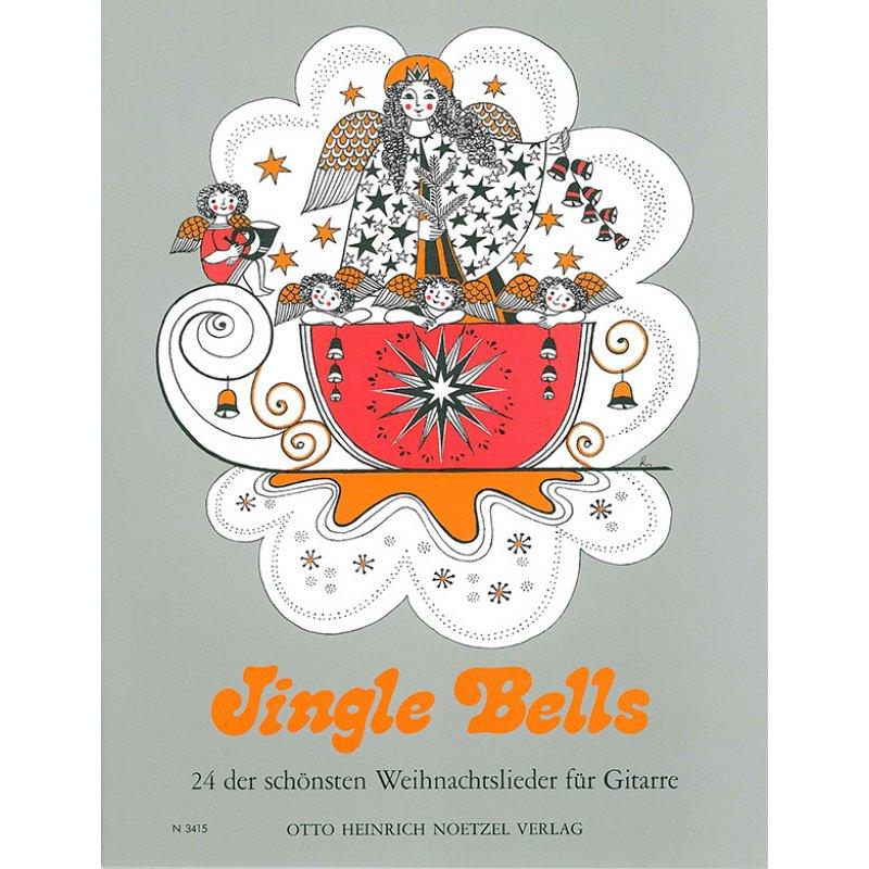 Jingle Bells- 24 der schönsten Weihnachtslieder, 12,90 €