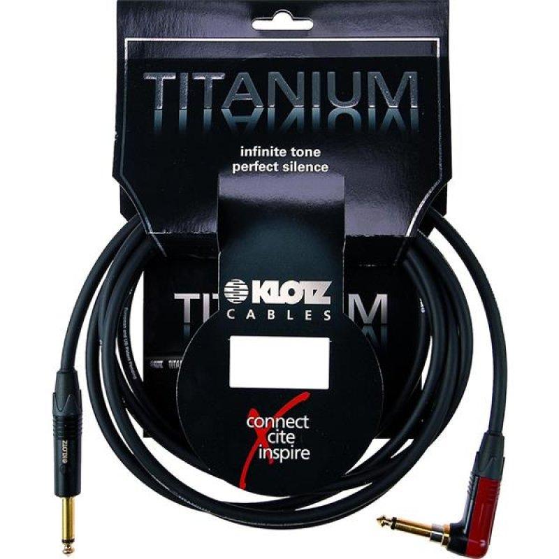 Klotz Titanium Gitarrenkabel 3 m, 40,00 €