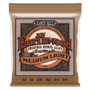 Ernie Ball 2146 Acoustic Guitar Earthwood Medium Light 012