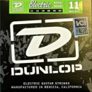 Dunlop Electric Nickel Plated Steel Medium HeavyStärke...