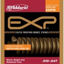 DAddario EXP15 Extra Light .010-.047