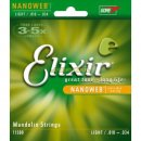 Elixir Nanoweb Light 10 - 34 Mandolin Strings 11500