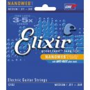 Elixir Nanoweb Super Light 9 - 42 Electric Guitar Strings...