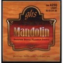 GHS A 250 Light Mandolin Strings 10-36