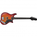 Hagstrom Impala Taylor York Copper Burst
