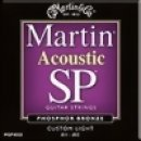 Martin MSP 4050 Acoustic Guitar Strings 3-er Pack