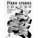 Schott Piano Studies in Pop
