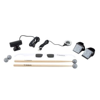 Aerodrums Air Percussion Set inkl. Kamera B-Ware