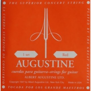 Augustine Red Nylon Saiten Normal Tension