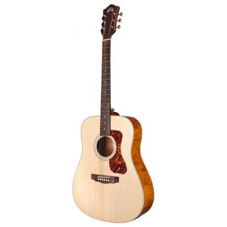 Guild D-240E Flamed Mahagoni