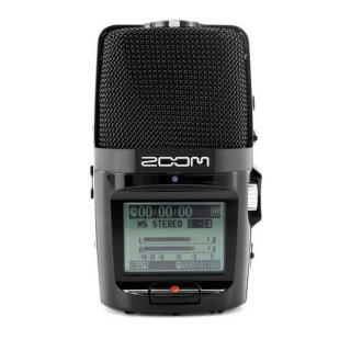 Zoom H2n Portabler WAV/MP3 Recorder