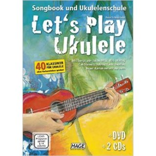 Hage Lets Play Ukulele