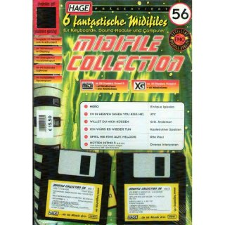 Hage Midifiles Collection 56