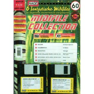 Hage Midifiles Collection 60