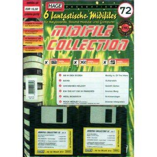 Hage Midifiles Collection 72