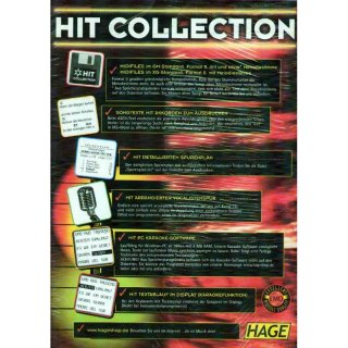Hage Midifiles Hit Collection Frans Bauer 1