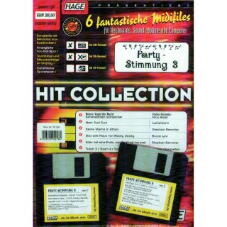 Hage Midifiles Hit Collection Partystimmung 3