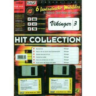 Hage Midifiles Hit Collection Vikinger 3