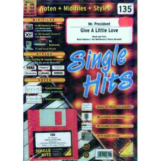 Hage Midifiles Noten Styles Mr. President Give A Little Love