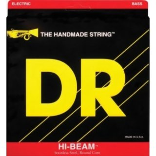 DR MR6-30-130 HI BEAM Tite Fit Stainless Steel Medium 6-string