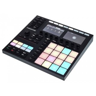Native Instruments NI Maschine MK3 Black Pad-Controller