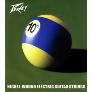 Peavey Pool Ball Nickel Wound Guitar Strings 010