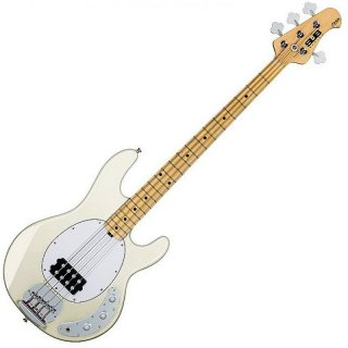 Sterling by Music Man StingRay Ray4 Vintage Cream