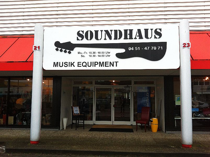 Soundhaus Luebeck