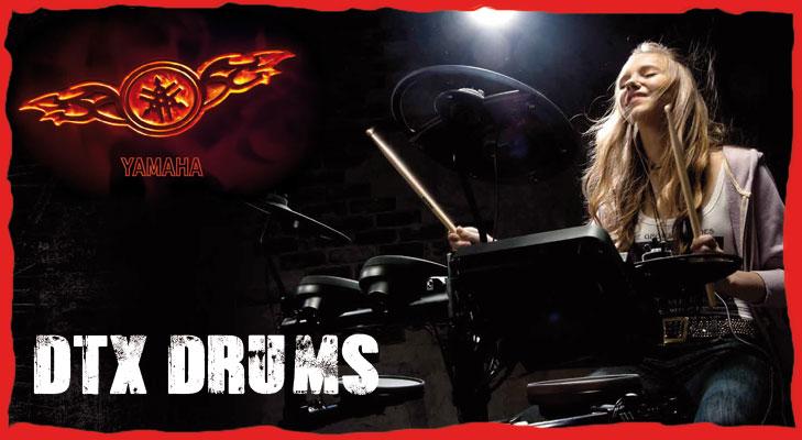 DTX-Drums