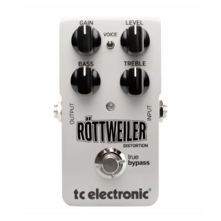 TC Electronic Roettweiler Metal Distortion Pedal