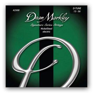 Dean Markley 2500 Nickel Steel Electric DT Gitarrensaiten 013