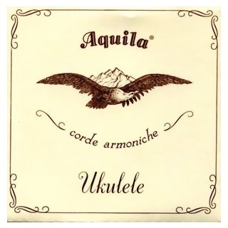 Aquila Saiten für Bariton Ukulele