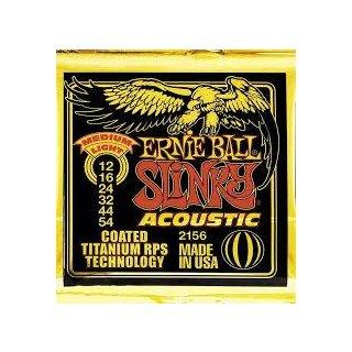 Ernie Ball EB 2156 Slinky Acoustic Coated Titanium Bronze
