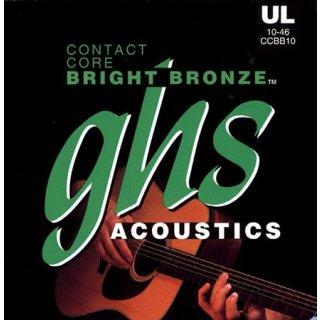 GHS CC BB 10 UL Gitarrensaiten