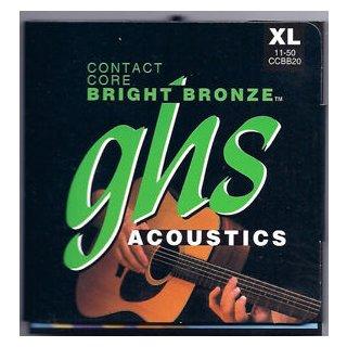 GHS CC BB 20 XL Gitarrensaiten