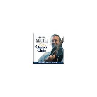Martin MEC-13 Clapton´s Choice Acoustic Guitar Strings 3-er Pack