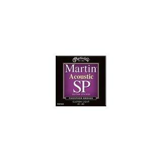 Martin MSP 4050 Acoustic Guitar Strings 3-er Pack