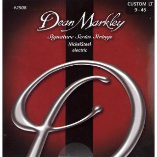 Dean Markley 2508 Nickel Steel Electric Light 009-046