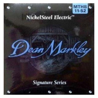 Dean Markley 2507 Nickel Steel Electric MTHB 011-052