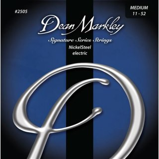 Dean Markley 2505 Nickel Steel Electric MED 011-052