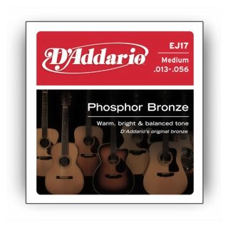 DAddario EJ 17 Saiten für Westerngitarre