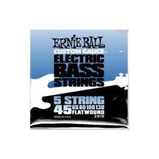 Ernie Ball EB 2810 Flatwound Group I 5 String 45 - 130