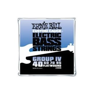 Ernie Ball EB 2808 Flatwound 4 String 45 - 130