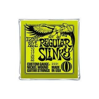 Ernie Ball EB2221 Regular Slinky Gitarrensaiten