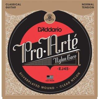 DAddario Pro Arté EJ45 Saiten für Konzertgitarre