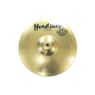 "Headliner Brass 14"" HiHat"