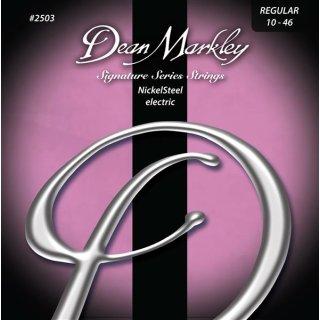 Dean Markley #2503 Nickelsteel Electric