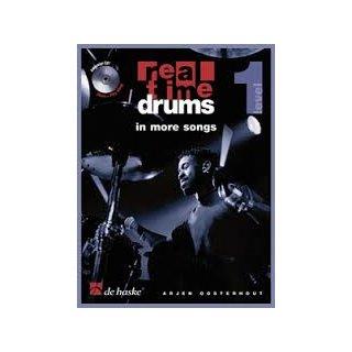 de haske real time drums level 1