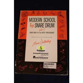 chappell/intersong Modern school for Snare Drum