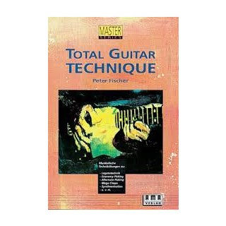 AMA Total Guitar Technique